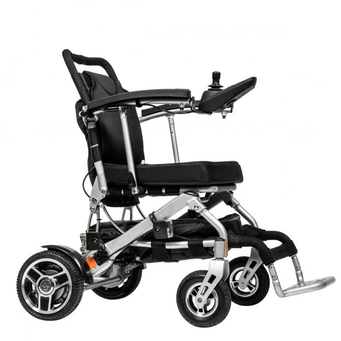Инвалидная кресло-коляска с электроприводом Ortonica Pulse 650