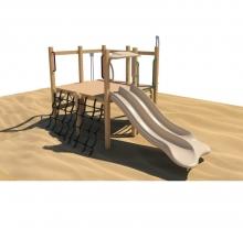 Площадка для игр с песком Кубик
