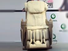 Массажное кресло OGAWA Smart Crest OG5558TG Titanium Grey