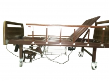 Кровать с функцией переворачивания больного, туалетом, кардиокресло DHC FH-3