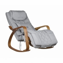 Массажное кресло-качалка Yamaguchi Liberty Серое