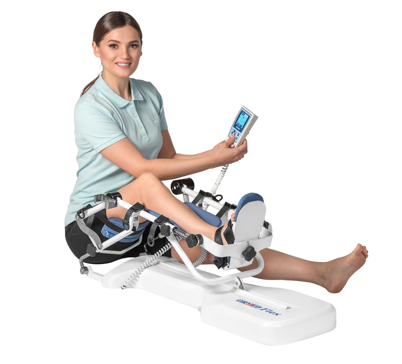 Тренажер для реабилитации коленного сустава ОРМЕД Flex 01