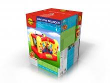 Детский надувной Батут Веселый Клоун HAPPY HOP 9320