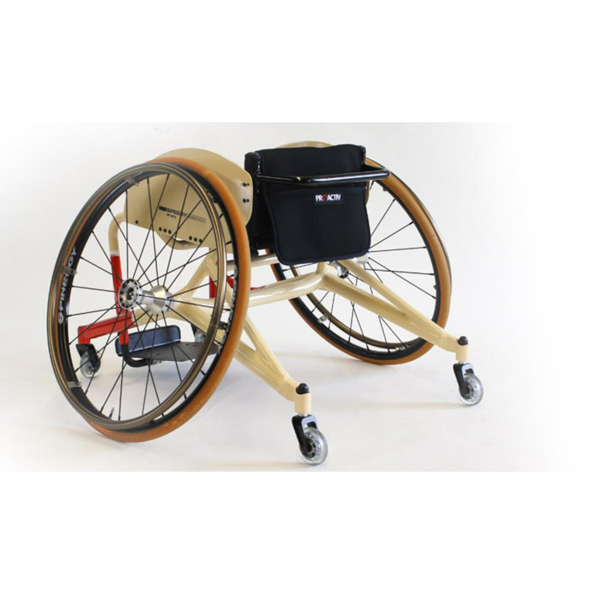 Кресло-коляска для спорта ProActiv SPEEDY 4badminton