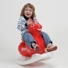 Прыгун резиновый лошадка - качалка ROCK'N'RODY