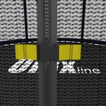 Батут UNIX line SUPREME GAME 16 ft (blue)