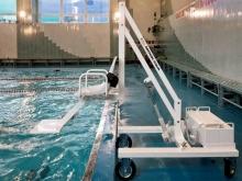 Подъемник для бассейна MINIK-Agua