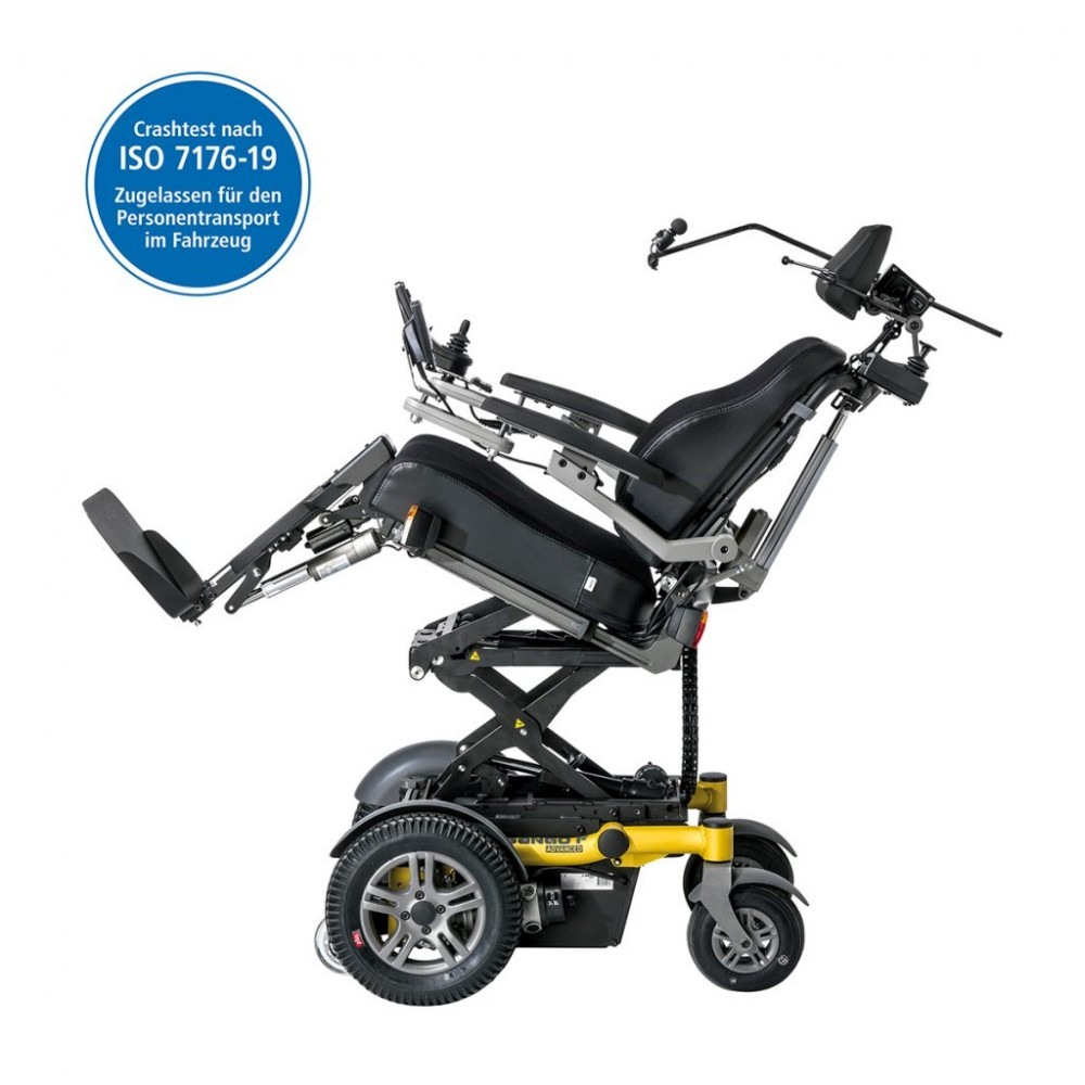 Кресло-коляска с электроприводом Dietz power SANGO Advanced Junior
