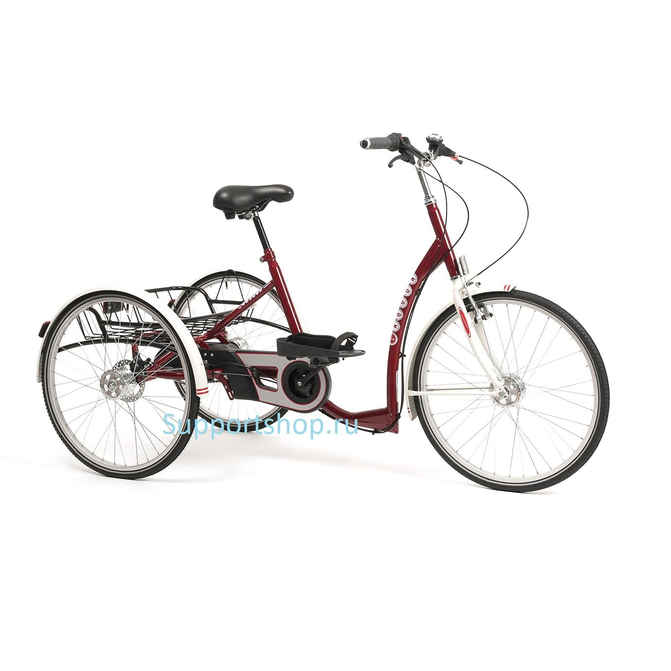 Велосипед для реабилитации Vermeiren Liberty