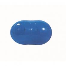 Мяч медицинский физиоролл, диам. 30 см, длина 50 см, синий