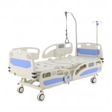 Кровать электрическая Med-Mos DB-2 (MЕ-4059П-02) (7 функций) с панелями управления в боковых ограждениях