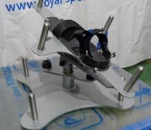 Тренажер для разработки голеностопного сустава