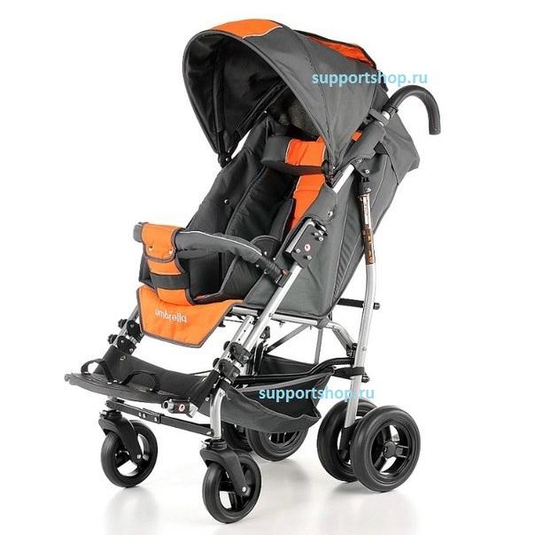 Детская инвалидная кресло-коляска VITEA CARE UMBRELLA (VCG0C)