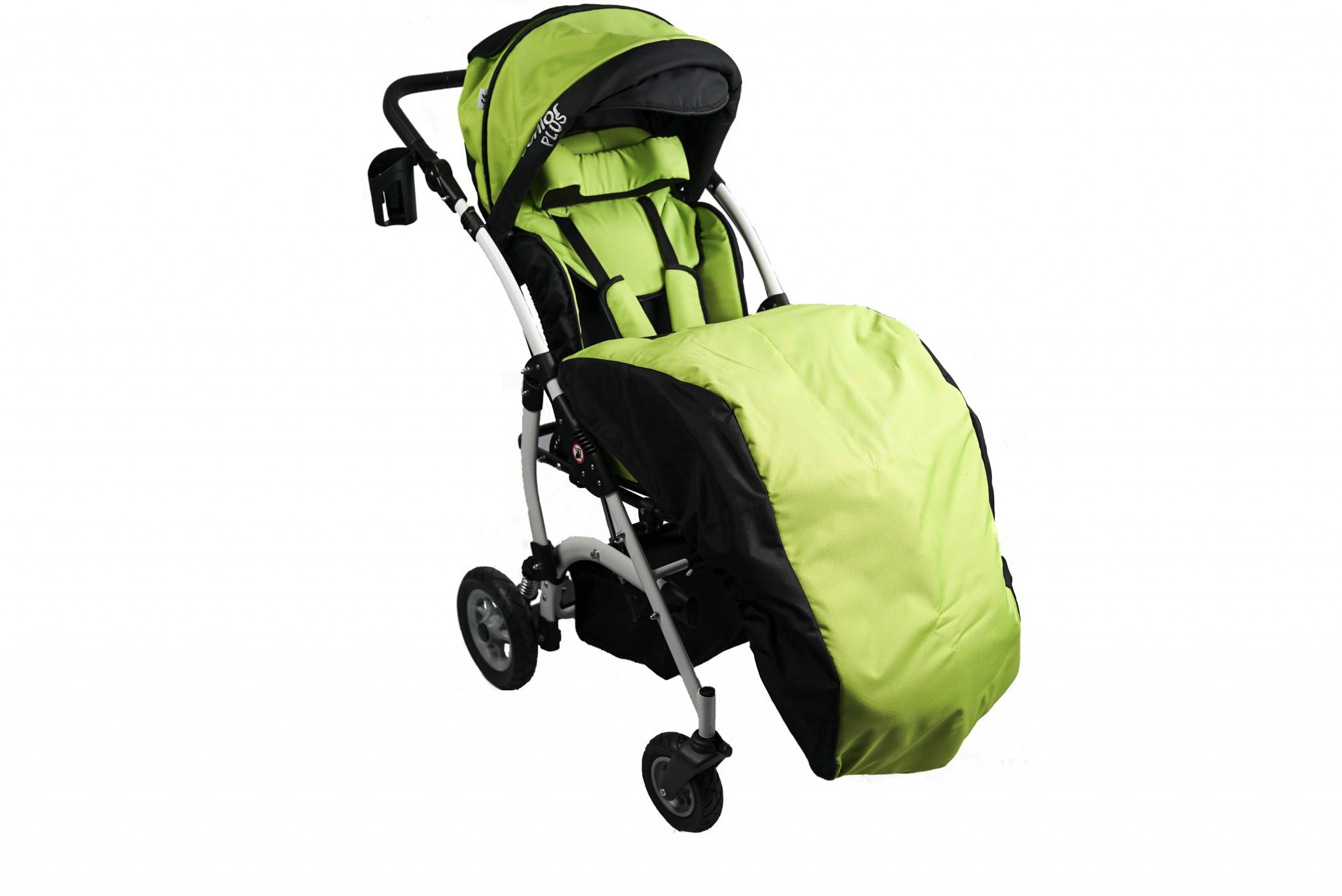Кресло-коляска для детей с ДЦП VITEA CARE JUNIOR PLUS VCG0E (DRVG0J) размер 3