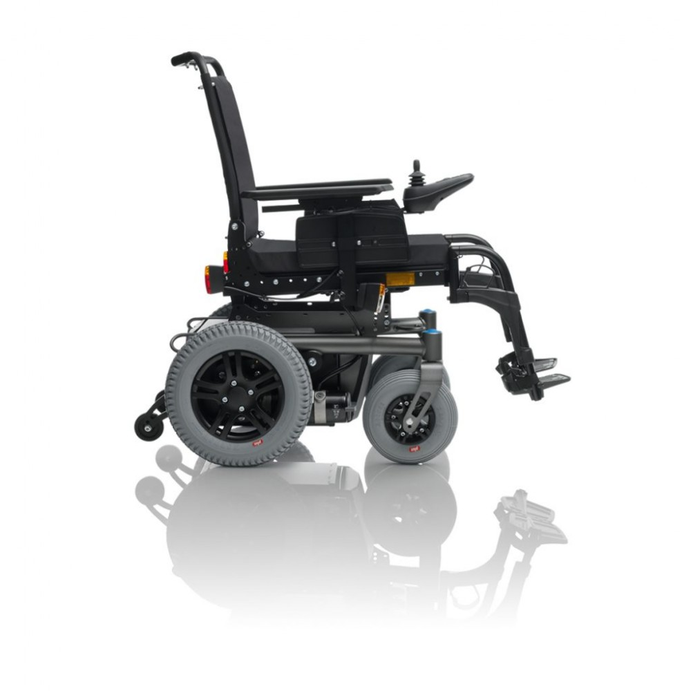 Кресло-коляска с электроприводом Dietz power SANGO SlimlineJunior