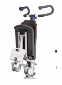 Верхняя ручка с сиденьем для ступенькохода AAT S-max Sella