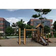 Детский игровой комплекс Новый Двор