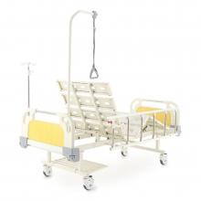 Медицинские кровати с механическим приводом Med-Mos Е-9 (MМ-2014Д-03) (2 функции)
