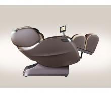 Массажное кресло US MEDICA Jet (коричневое)
