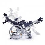 Многофункциональная инвалидная кресло-коляска SIRENA II Titan (Титан) LY-250-390003