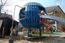 Игровая площадка Воздушный Шар