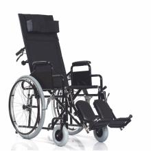 Кресло-коляска с множеством функций ORTONICA BASE 155 с удлинителем спинки