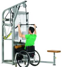 Вертикальная тяга для инвалидов