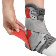 Голеностопный ортез на шнуровке усиленный Malleo Sprint 50S3