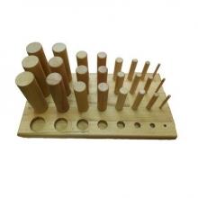 Тренажер для развития силы и подвижности пальцев рук и кисти (24 колышка)