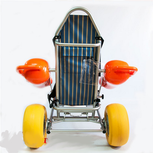Кресло-коляска инвалидная пляжная Модель BW-100 TRITON