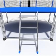 Батут I-Jump Basket 6FT Blue