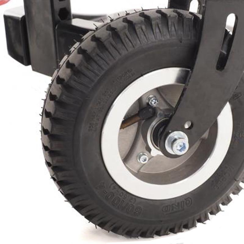 Кресло-коляска электрическая с вертикализатором Power (Vertic) Super Trio MT-30