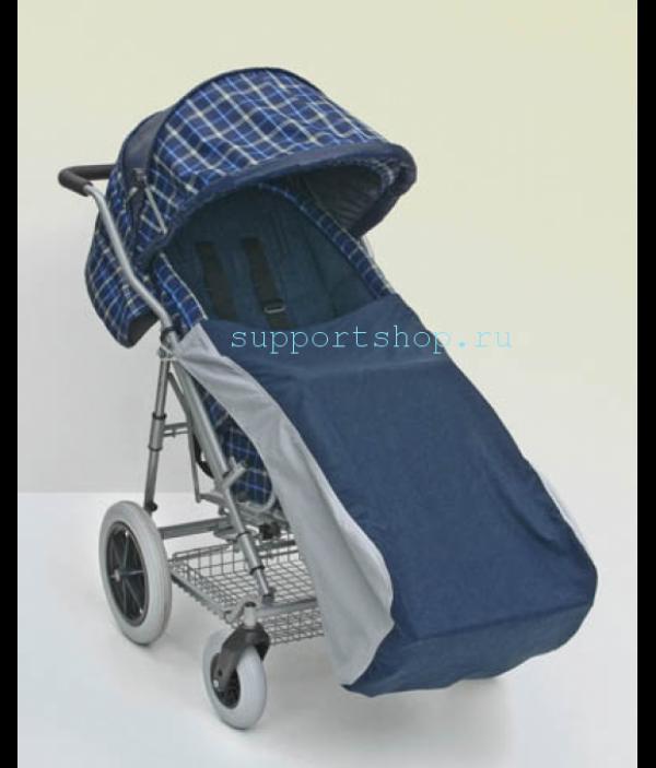 Детская инвалидная кресло-коляска REVO 1 (LY-170)