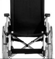 Инвалидная кресло-коляска Meyra BUDGET 9.050