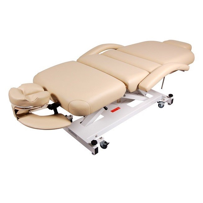 Стационарный массажный стол US MEDICA PROFI