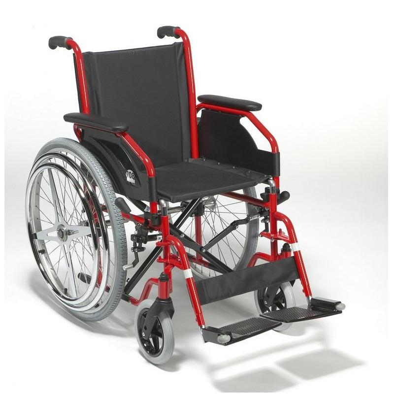 Кресло-коляска механическая инвалидная под одну руку Vermeiren 708D HEM2