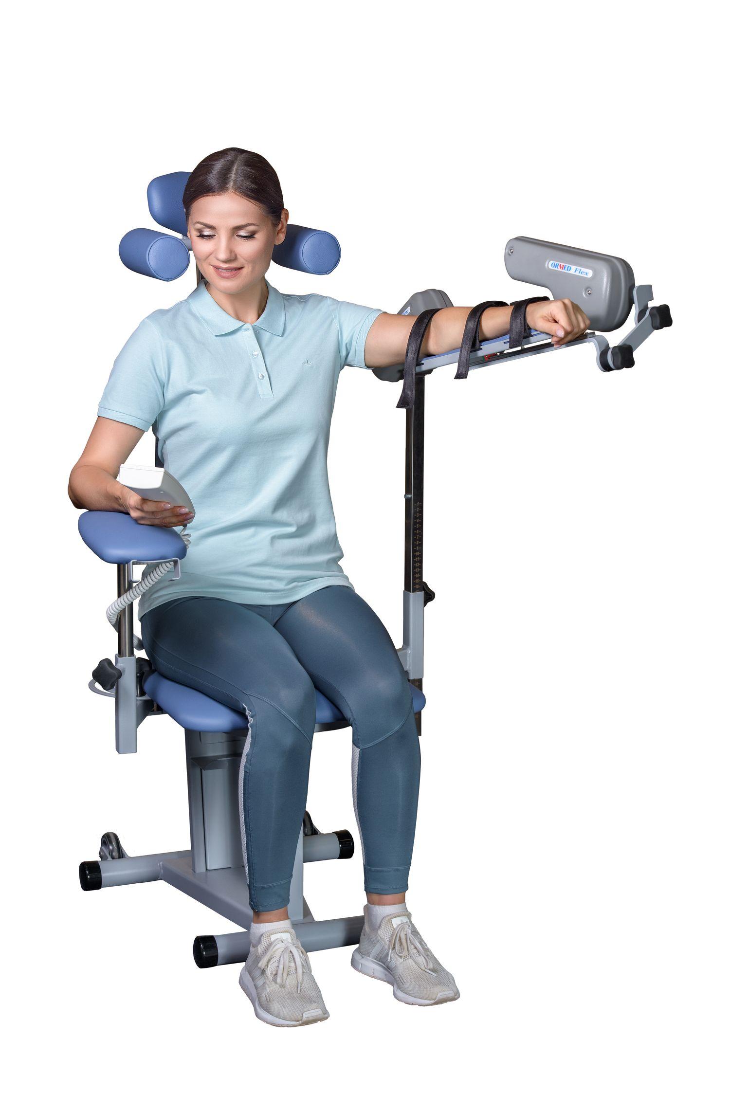 Тренажер для развития плечевого сустава ОРМЕД Flex 04