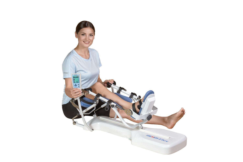 Тренажер для реабилитации коленного сустава ОРМЕД Flex 01 Active