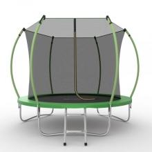 Батут с внутренней сеткой и лестницей EVO JUMP Internal 10ft (Green)