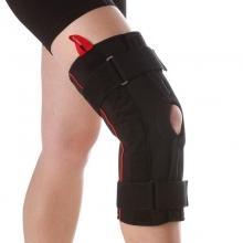 Шарнирный коленный ортез Genu Direxa разъемный 8353-7