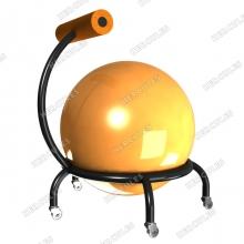 Стул-мяч для физиотерапии