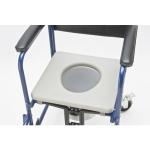 Кресло-коляска (туалет) складное H009B