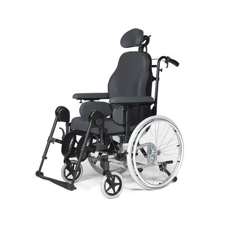 Инвалидная кресло-коляска с множеством функций BREEZY Relax 2 LY-250-0690