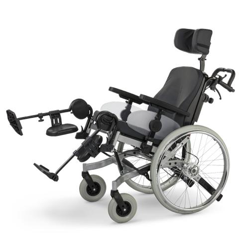 Инвалидная кресло-коляска с множеством функций 9.073 SOLERO