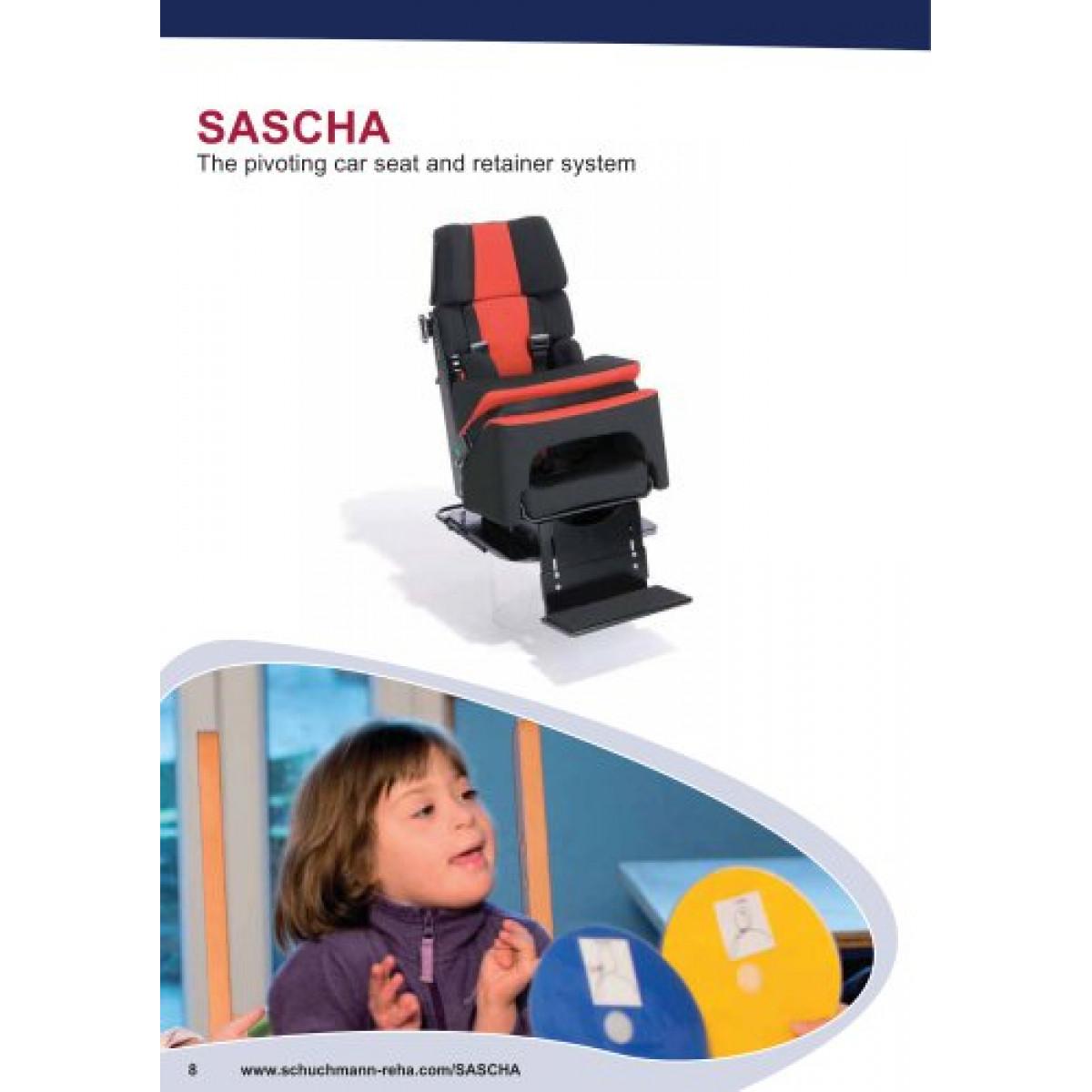 Автокресло для детей с ДЦП Schuchmann Sascha