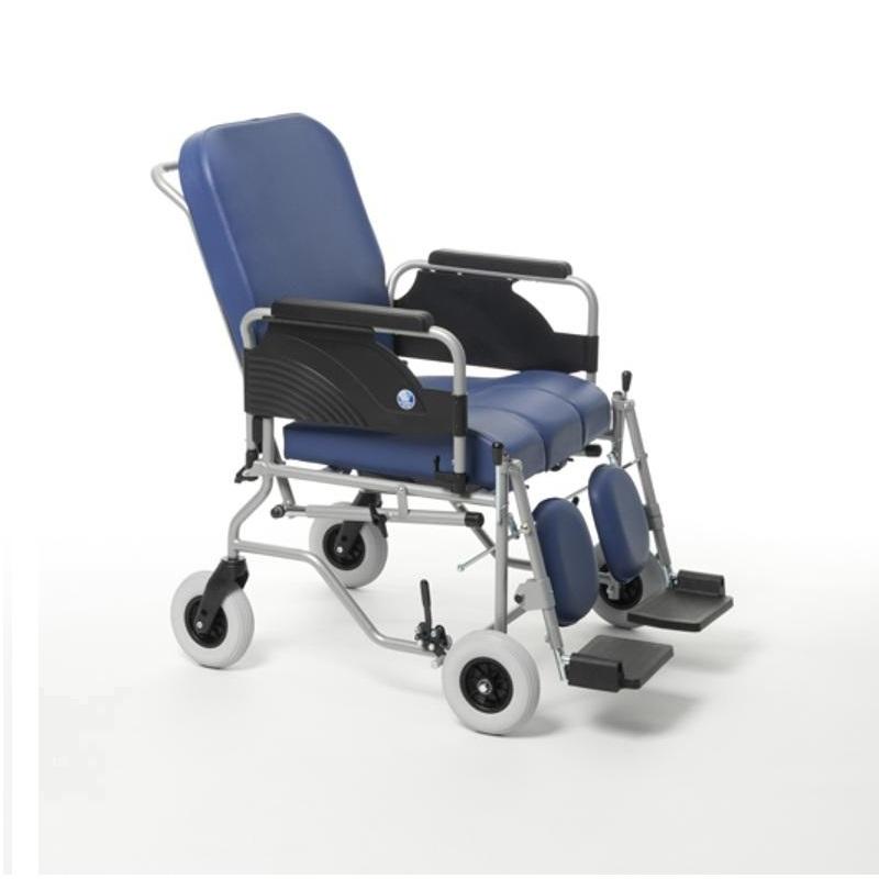 Кресло-каталка инвалидное Vermeiren 9302 с санитарным оснащением