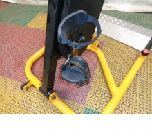 Велотренажер для восстановления опорно-двигательного аппарата Манупед