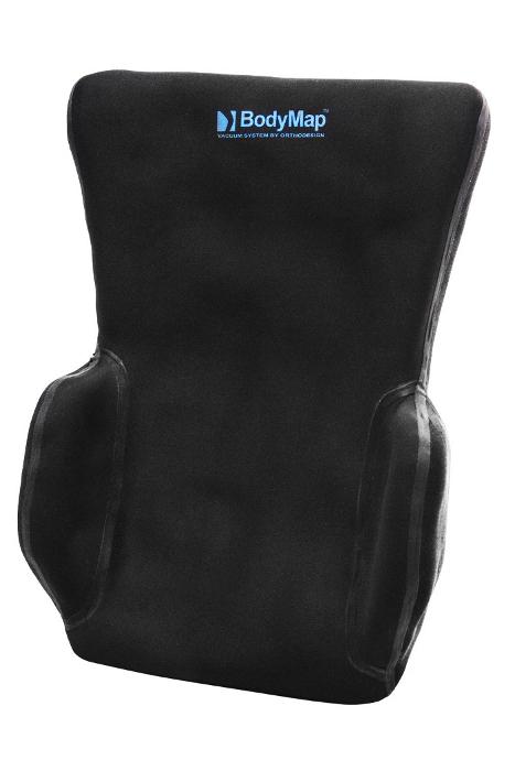 Вакуумная подушка спинки с боковинами BodyMap B+
