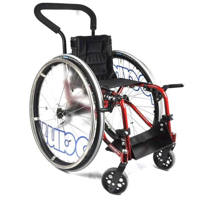 Активная инвалидная коляска для детей с ДЦП Panthera Bambino