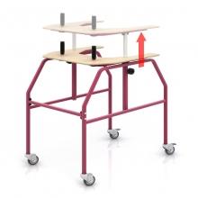 Ходунки со столом (малые) CH-36.02.01 для детей с дцп и детей инвалидов